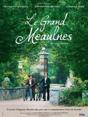 Le Grand Meaulnes (film) - Image: Le Grand Meaulnes