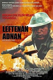 <i>Leftenan Adnan</i> 2000 film by Aziz M. Osman