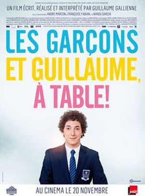 Me, Myself and Mum - French theatrical release poster