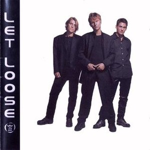 Let Loose (album) - Image: Letloosedebutalbum