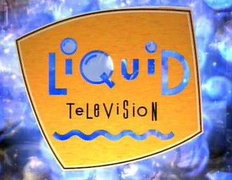 Liquid Television - The 1991–1994 logo