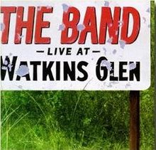Live at Watkins Glen (The Band album - cover art).jpg