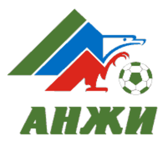 FC Anzhi Makhachkala - Anzhi badge from 2007 to 2009. The club returned to the original in 2010.