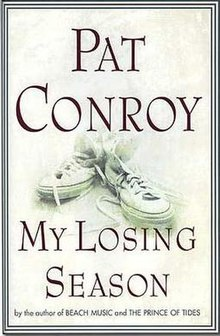 Image result for pat conroy my losing season