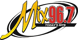 CHYR-FM - Former logo used from 2008–2015