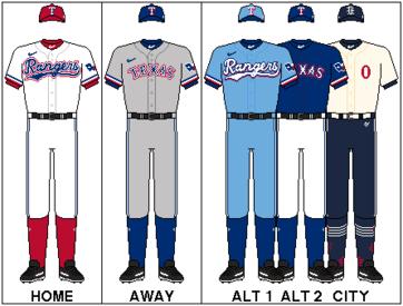 MLB-ALW-TEX-Uniform