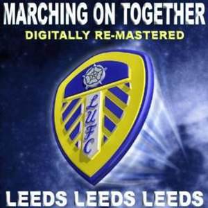 Marching On Together - Image: Marching On Together (Leeds United A.F.C. single cover art)