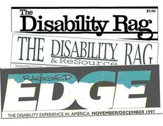 <i>The Disability Rag</i>