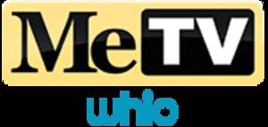 WHIO-TV - Image: Me TV whio logo