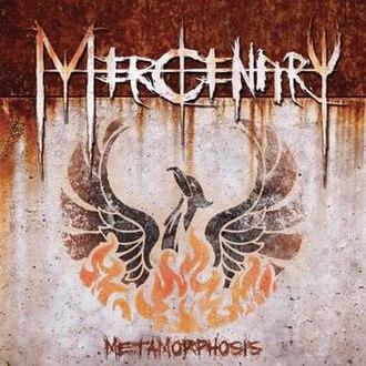 Metamorphosis (Mercenary album) - Image: Mercenary metamorphosis US version