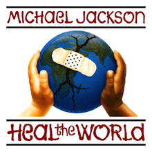 Michael Jacksons Son -- Healing the World