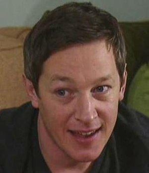 Mike Barnes (Hollyoaks) - Image: Mike Barnes