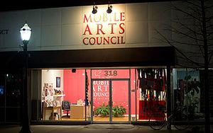 Mobile Arts Council - Image: Mobile Arts Council