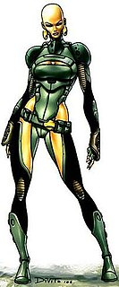 Moondragon comic book character
