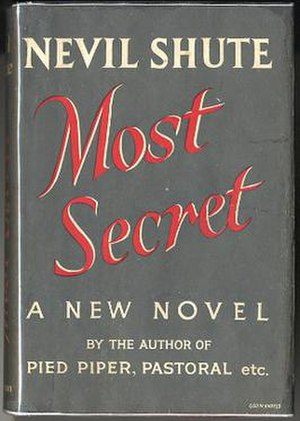 Most Secret - First edition