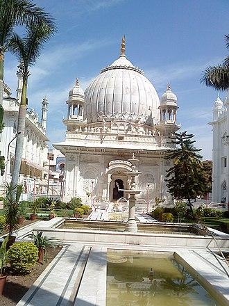 Abdul Qadir Najmuddin - Mausoleum 47th Dai at Ujjain, MP, India