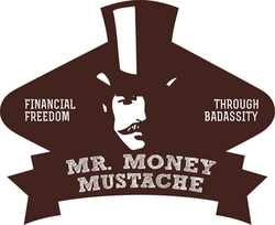 Image result for mr money moustache