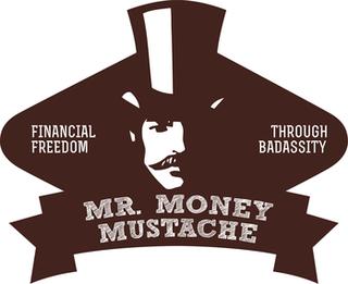 Mr. Money Mustache personal finance blog