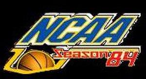 NCAA Season 84 - Image: NCAA Season 84 logo