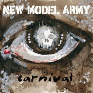 Carnival (New Model Army album) - Image: NMA carnival