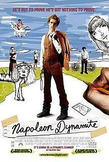 <i>Napoleon Dynamite</i> 2004 film by Jared Hess
