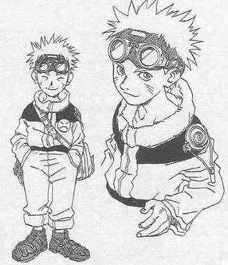 Naruto Uzumaki - Image: Naruto Uzumaki Kishimoto