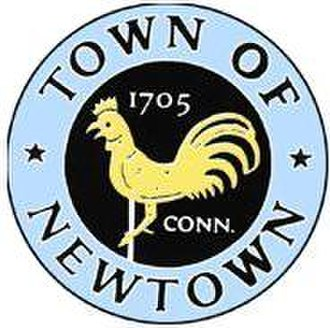 Newtown, Connecticut - Image: Newtown C Tseal