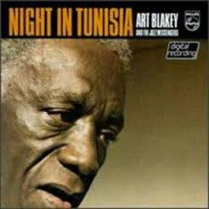 Night in Tunisia: Digital Recording - Image: Night in Tunisia Digital Recording