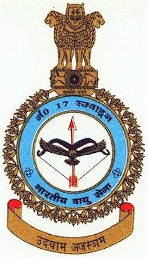 No. 17 Squadron IAF - Image: No. 17 Squadron IAF