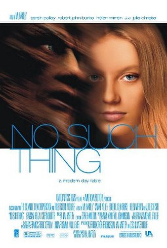 No Such Thing (film) - Film poster