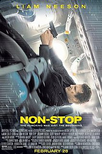 <i>Non-Stop</i> (film) 2014 film by Jaume Collet-Serra