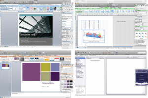 Microsoft Office 2008 for Mac - Image: Office 2008