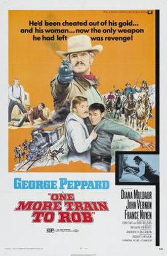 One More Train to Rob - Image: One More Train to Rob Film Poster