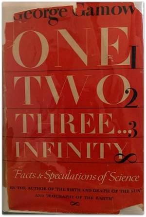 One Two Three... Infinity - First edition