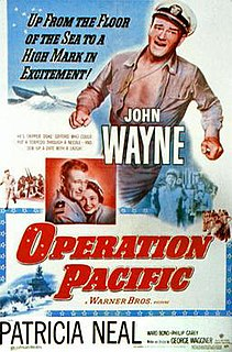 <i>Operation Pacific</i> 1951 film by George Waggner