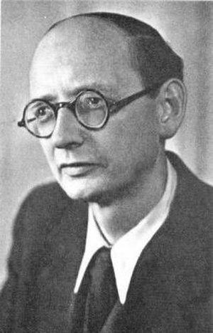 Oskar Becker - Oscar Becker
