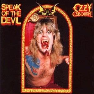 Speak of the Devil (Ozzy Osbourne album) - Image: Ozzy Osbourne Speak Of The Devil