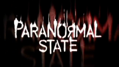 Picture of a TV show: Paranormal State