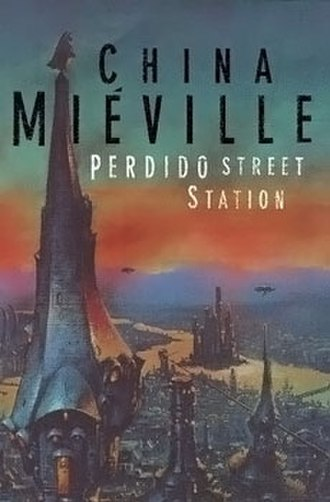 Perdido Street Station - Cover of first UK edition