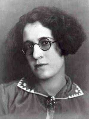 Lola Cueto - Image: Photo of María Dolores Velázquez Rivas