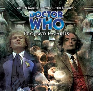 Sixth Doctor - The Sixth Doctor's blue costume