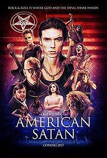 <i>American Satan</i> 2017 American supernatural musical thriller film