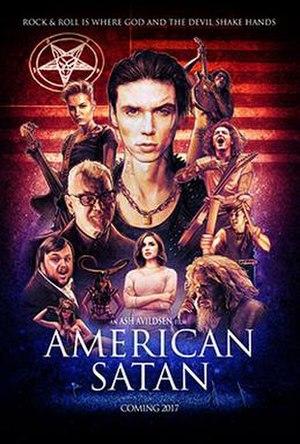 American Satan - Promotional Poster for American Satan