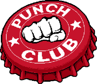 <i>Punch Club</i> video game