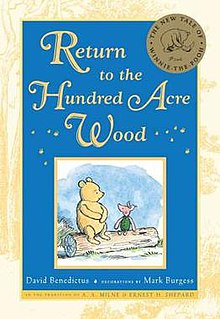 Return To The Hundred Acre Wood Wikipedia