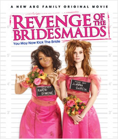 Picture of a movie: Revenge Of The Bridesmaids