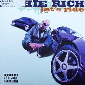 Let's Ride (Richie Rich song) - Image: Rich Let's Ride