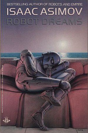 Robot Dreams - First edition