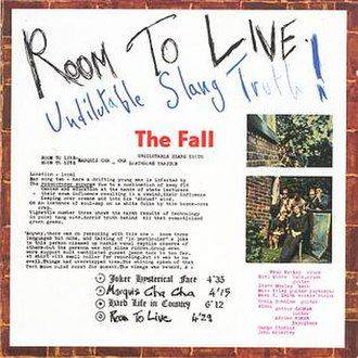Room to Live - Image: Room to Live