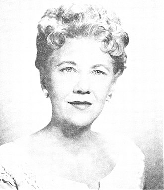 Ruth Lyons (broadcaster) - Ruth Lyons